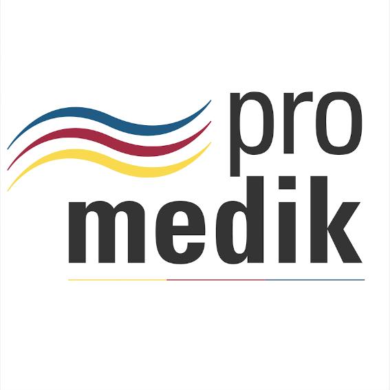 Pro Medik - Reha & Prävention - Logo